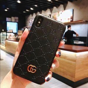 NWOT - Faux Gucci iPhone 7/8 PLUS Case